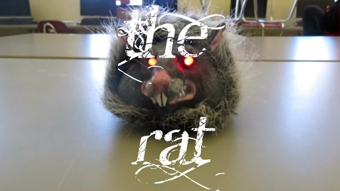 Thumbnail for entry The Rat (Prank)