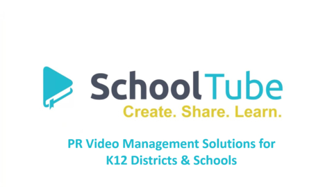 Thumbnail for entry SchoolTube Features for District PR Managers