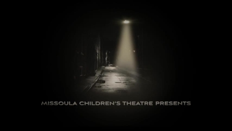 Thumbnail for entry Missoula Children's Theatre Presents Aladdin Part 1