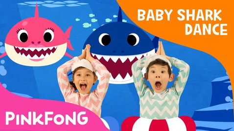 Thumbnail for entry Baby Shark Dance | Sing and Dance! | @Baby Shark Official | PINKFONG Songs for Children