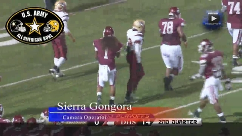 Thumbnail for entry NewTek All-American Video Crew Contest Entry Sierra Gongora