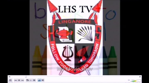 Thumbnail for entry LHS Announcements for 8-21-2013