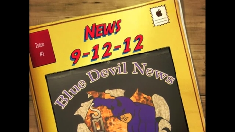 Thumbnail for entry 9-12-12 News