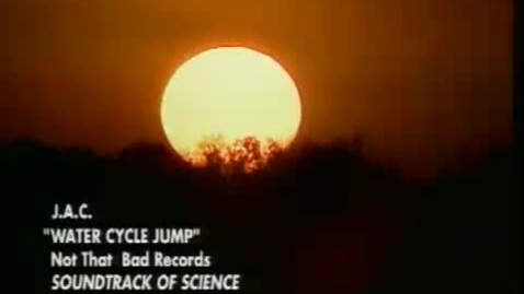 """Thumbnail for entry Bill Nye the Science Guy - """"Water Cycle Jump"""""""