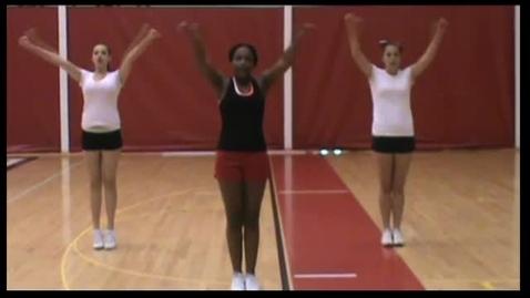 Thumbnail for entry Citrya Lake Erie Cheerleading Audition