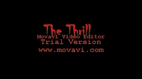 Thumbnail for entry The CTMS Thriller