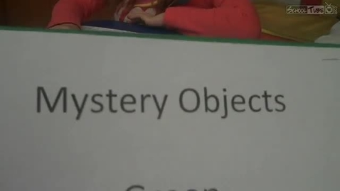 Thumbnail for entry Mystery Objects