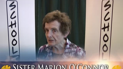 Thumbnail for entry NCEA Convention: Sister Marion O'Connor