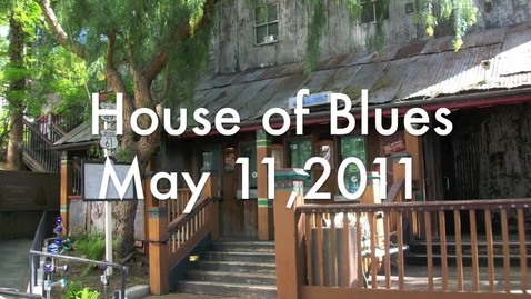 Thumbnail for entry House of Blues