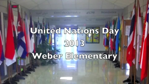 Thumbnail for entry UN Day 2013