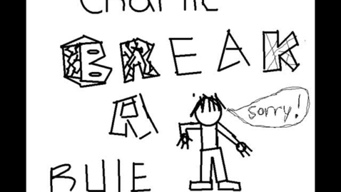 Thumbnail for entry Charlie breaks a rule