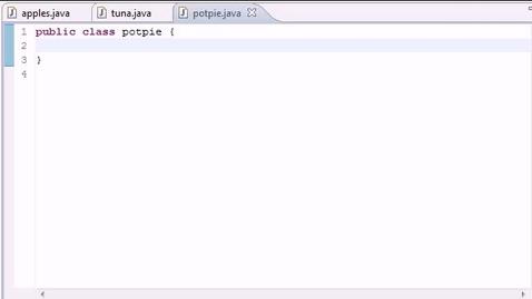 Thumbnail for entry Java Programming Tutorial - 42 - toString