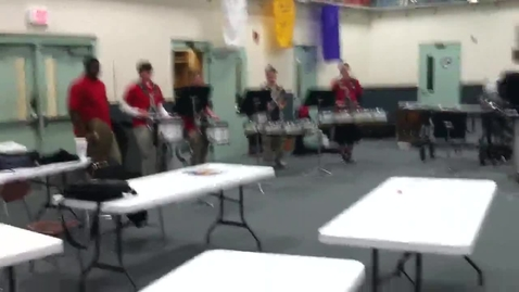 Thumbnail for entry New Cadence for our Drumline!!!