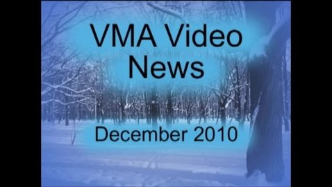 Thumbnail for entry VMA Video News Dec 2010