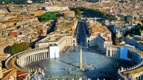Thumbnail for entry St. Peter's Square Podcast