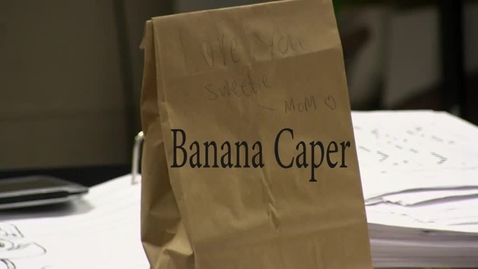 Thumbnail for entry Banana Caper, Block 4, Suite 1
