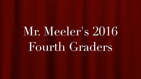 Thumbnail for entry 2016 Slavens Meeler Colorado Characters