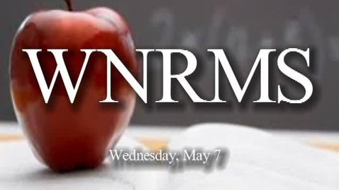 Thumbnail for entry WNRMS Morning Show 5/7/2014