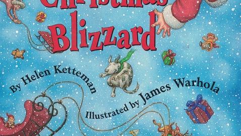 Thumbnail for entry Christmas Blizzard - Mrs. Brannon