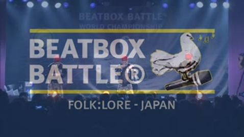 Thumbnail for entry Beatboxing Champs