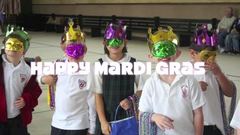 Thumbnail for entry SHCS Mardi Gras Parade 2012