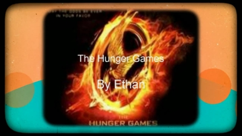 Thumbnail for entry The Hunger Games book review by Ethan