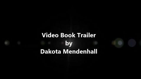 Thumbnail for entry Left Behind the Kids: The Vanishings by Jenkins Video book trailer by Dakota Mendenhall