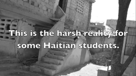 Thumbnail for entry minute for Haiti