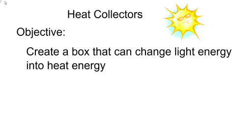 Thumbnail for entry Heat Collector Challenge