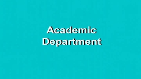 Thumbnail for entry VMT Academics