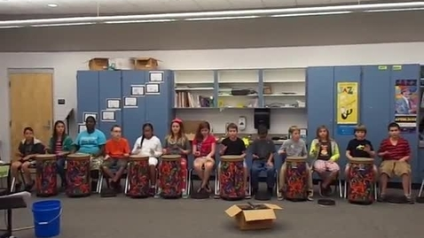 """Thumbnail for entry 13-14 Mr. Bowie's 5th grade class """"SEVEN"""""""