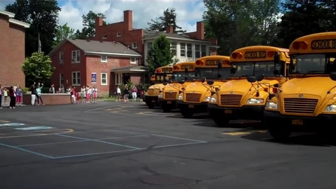 Thumbnail for entry St. Louis School - Buses Last Pick of the Year 6-21-17