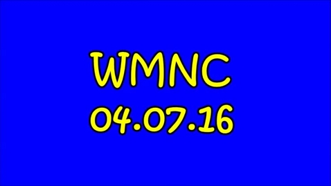 Thumbnail for entry WMNC 04.07.2016