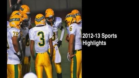 Thumbnail for entry Sports Slideshow 2012-13 SAUSD