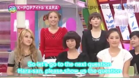 Thumbnail for entry kara english cut