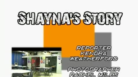 Thumbnail for entry Shayna West