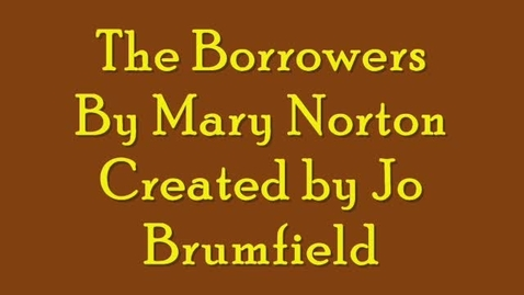 Thumbnail for entry The Borrowers