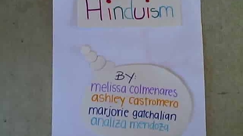 Thumbnail for entry Hinduism Video