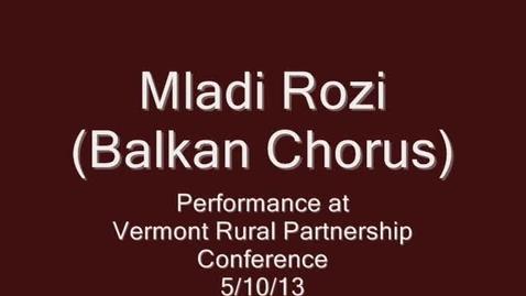 Thumbnail for entry Mladi Rozi
