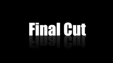 Thumbnail for entry Door Scene Final Cut Winter 2014