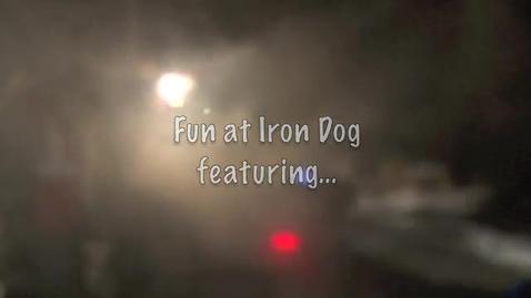 Thumbnail for entry Fun at Iron Dog