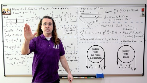 Thumbnail for entry AP Physics C: Rotational Dynamics Review - 1 of 2 (Mechanics)