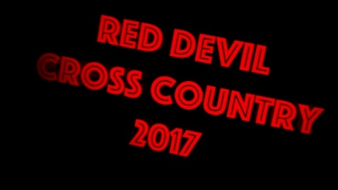 Thumbnail for entry 2017 DCHS Cross Country