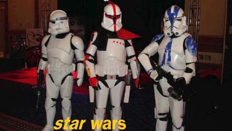 Thumbnail for entry Star Wars - History of Clones