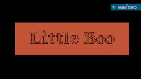 Thumbnail for entry Little Boo