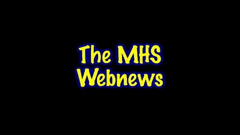 Thumbnail for entry MHS Web News 3.15.2010