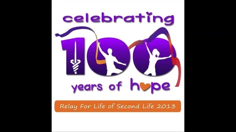 Thumbnail for entry Team WIles Relay for Life 2013