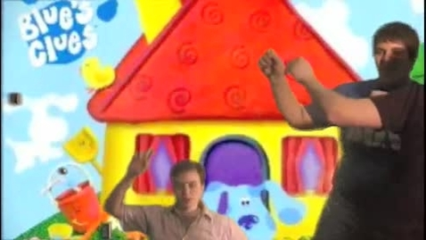 Thumbnail for entry Blues Clues