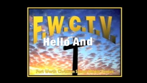 Thumbnail for entry FWCTV 3-20