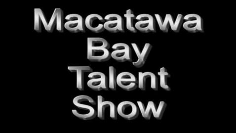 Thumbnail for entry Macatawa Bay Talent Show 2012